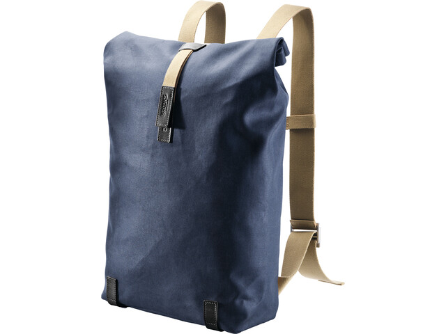 Brooks Pickwick Canvas Backpack 26L dark blue/black